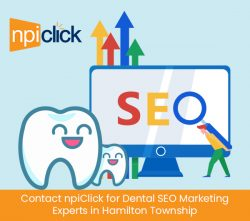 Contact npiClick for Dental SEO Marketing Experts in Hamilton Township