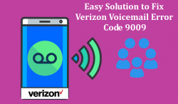 Easy Solution to Fix Verizon Voicemail Error Code 9009