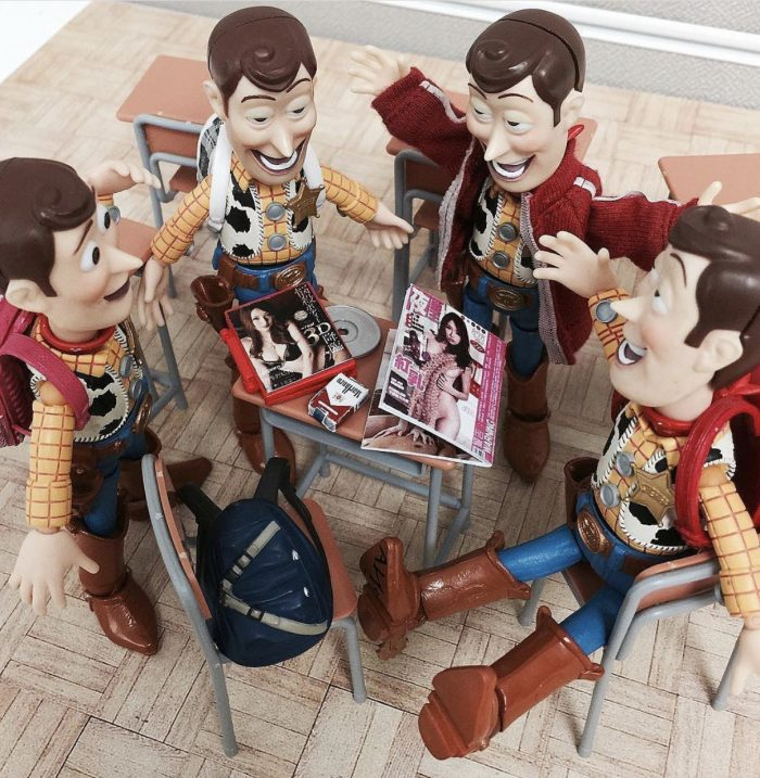 Toy Story – oops 🙈