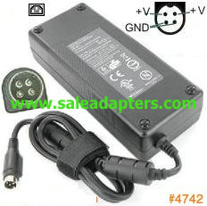FSP FSP150-1ADE11 AC ADAPTER 19VDC 7.9A 4Pin 10mm power din 150W