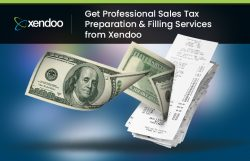Get Professional Sales Tax Preparation & Filling Services from Xendoo