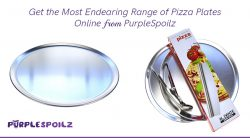 Get the Most Endearing Range of Pizza Plates Online from PurpleSpoilz