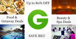 Groupon Coupon Codes: Up to 80% OFF