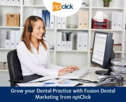 Grow your Dental Practice with Fusion Dental Marketing from npiClick