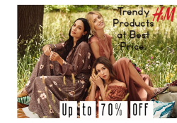 H & M UAE Coupon Code: Up to 70% off