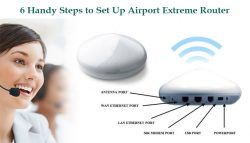 6 Handy steps to setup Airport Extreme Router!