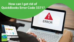 How can I get rid of QuickBooks Error Code 3371?