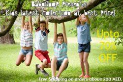 BabyShop UAE Kids Fashion Sale