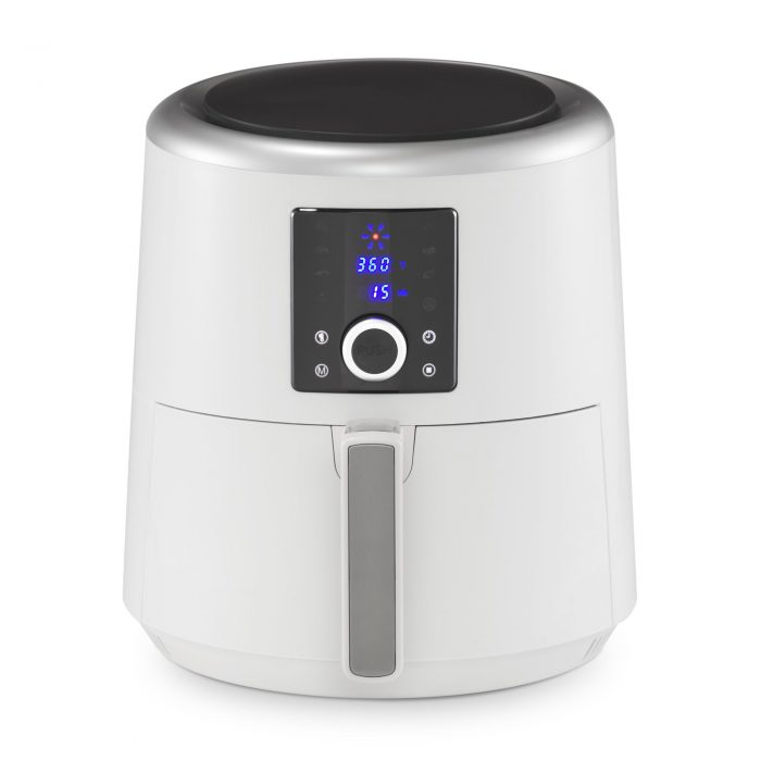 La Gourmet 6-Qt. Digital Air Fryer and Convection Oven, White – Walmart.com