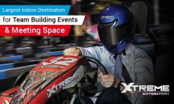 Largest Indoor Destination for Team Building Events & Meeting Space