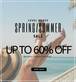 Level Shoes Summer Sale