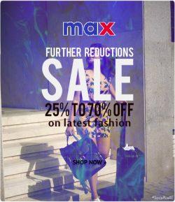 Max Fashion UAE Coupon Codes