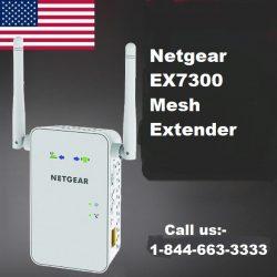 Netgear Ex7300 Extender Setup – Mywifiextus