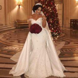 Designer Brautkleider A Linie | Kleider für Hochzeit Online