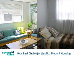 Severn Court Student Residence – Your Best Choice for Quality Student Housing