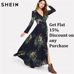 Shein UAE & KSA Discount Code – Flat 15% Discount