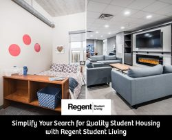 Simplify Your Search for Quality Student Housing with Regent Student Living