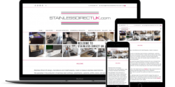 Stainless Direct UK New Website Launch – Leicester Websites