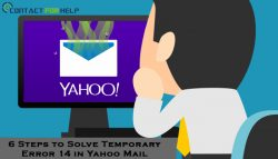 6 Steps to Solve Temporary Error 14 in Yahoo Mail