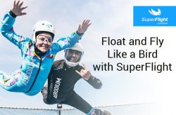 Float and Fly Like a Bird with SuperFlight