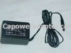 Brother Z-12-60 AC Adapter 6V 300mA Z1260