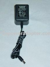 Condor D12200 AC Adapter 35-12-200D 12V 200mA 0.2A 3512200D