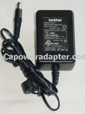 Brother AD-24 AC Adapter SA115B-09 9V 1.6A