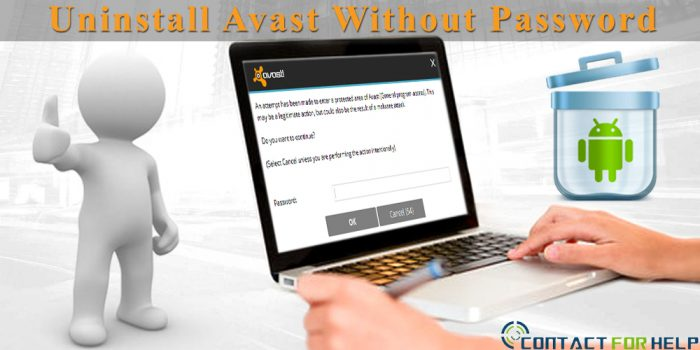 Tactics to Uninstall Avast Without a Password
