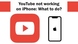 YouTube not working on iPhone: What to do?