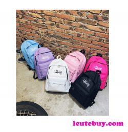 ステューシー リュックサック STUSSY 通学バッグ バックパック 6色 ストリート系 定番