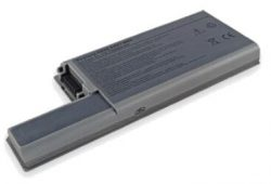 Laptop Battery for Dell Latitude D820, 6600mAh