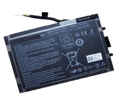 Laptop Battery for Dell PT6V8, 63WH