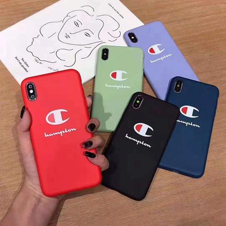 チャンピオンiPhoneXRケース