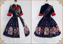 お立派なロリータ服:ドレス