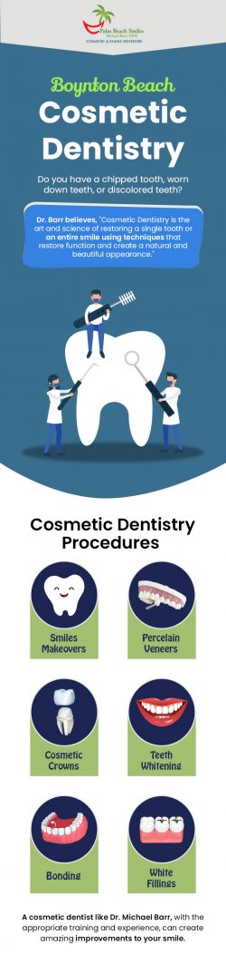 Achieve a Natural Looking Smile with cosmetic dentistry from Palm Beach Smiles