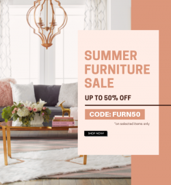 Amazon UAE Summer Furniture Sale