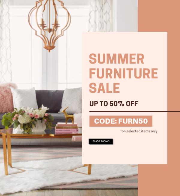 Amazon UAE Summer Furniture Sale