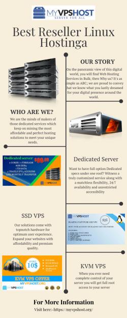 Best Reseller Linux Hostinga