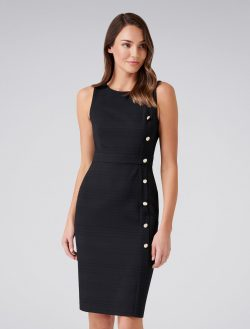 Bianca Button Dress – Women's Fashion | Forever New