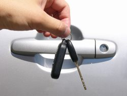 Austin Car Keys