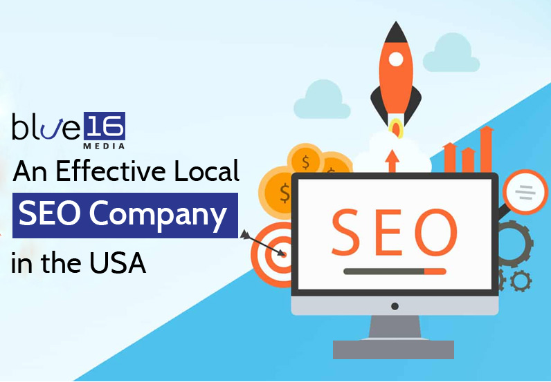 Blue 16 Media – An Effective Local SEO Company in the USA