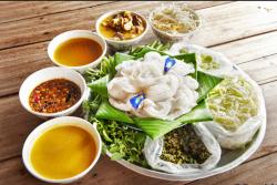 Num Banh Chok – Cambodian Rice Noodle Soup