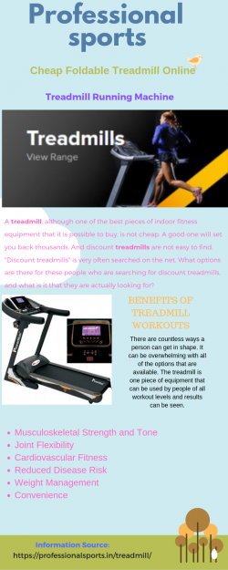 Are you searching for cheap foldable treadmill? Then, you are at right place, visit now professi ...