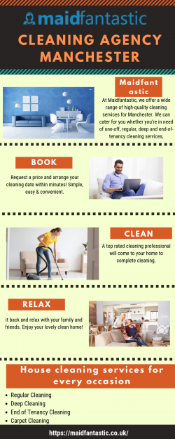Cleaning Agency Manchester