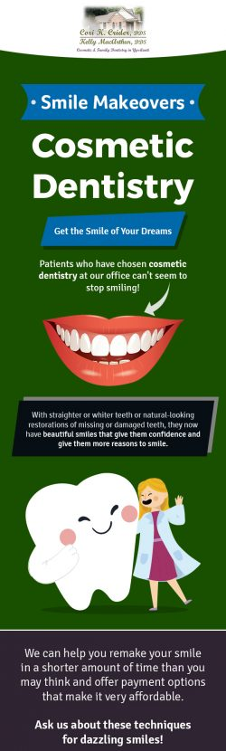 Cori K. Crider, DDS – An Experienced Cosmetic Dentist in Ypsilanti, MI