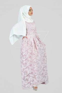 Hijab Abendkleider