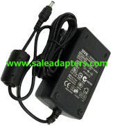 DVE DSA-0421S-12 3 30 AC ADAPTER 12VDC 2.5A -( ) 2×5.5mm 100-240