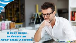 8 Easy Steps to Create an AT&T Email Account