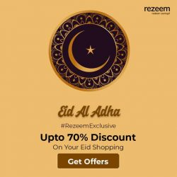 Eid Offer: Upto 70% Off on Everything