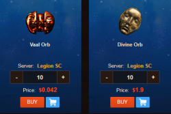 Cheap Poe Currency